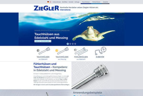 Metallverarbeitung Ziegler