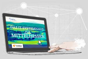 Webdesign vom Gießener IT-Systemhaus Sylphen